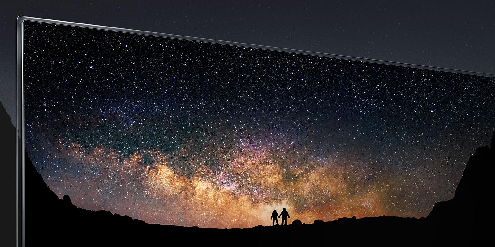 LG SIGNATURE OLED TV OLED77G6P infinity-contrast