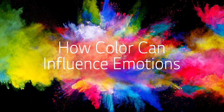 How Color Can Influence Emotions