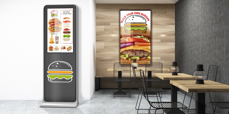 How Digital Signage is Improving the QSR Experience, Part 1