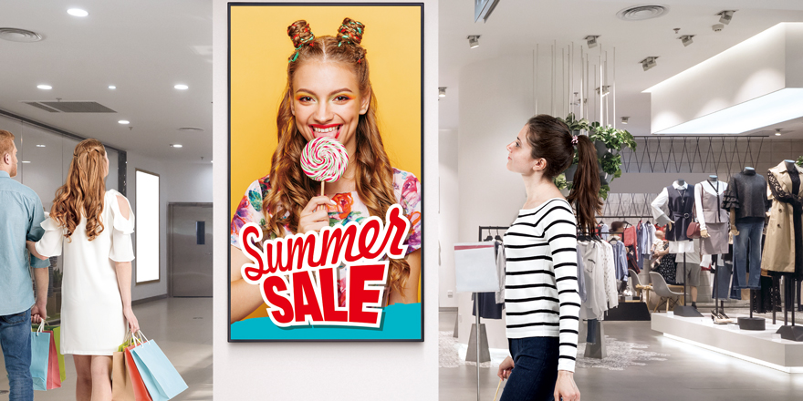 Digital Signage Content: Not Just What You Say, but Where You Say It