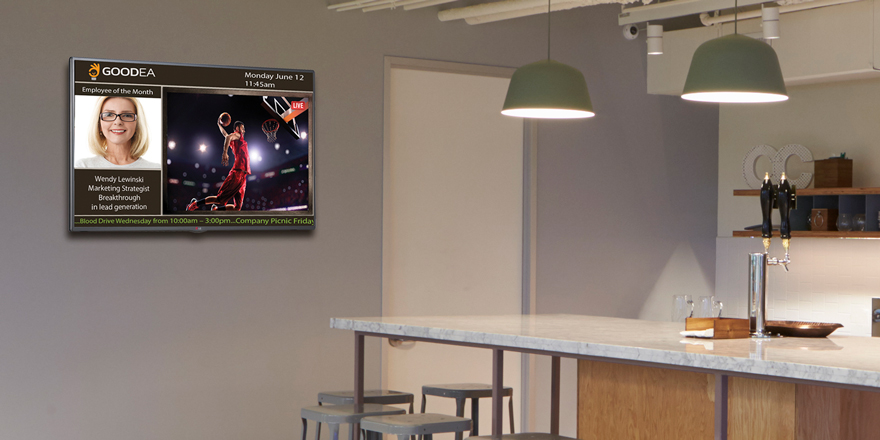 Thanksgiving with Digital Signage