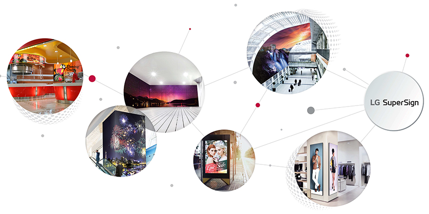 LG SuperSign Resource Center Makes It Easy to Get Started with Digital Signage