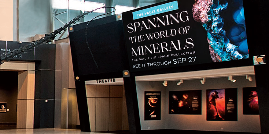 Georgia's Tellus Science Museum Wows Guests with Help from LG Commercial Displays