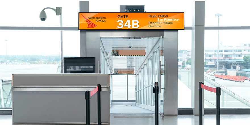 Stretch Your Imagination When Planning for Digital Signage